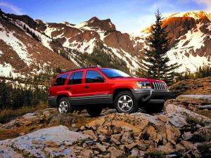 Jeep Grand Cherokee Columbia 2003 года