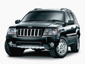 Jeep Grand Cherokee Stealth by Startech 2003 года (UK)