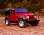 Jeep Wrangler Rubicon 2003 года