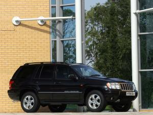 Jeep Grand Cherokee Platinum 2004 года