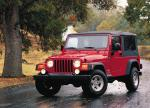 Jeep Wrangler Unlimited 2004 года