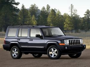 2005 Jeep Commander Limited