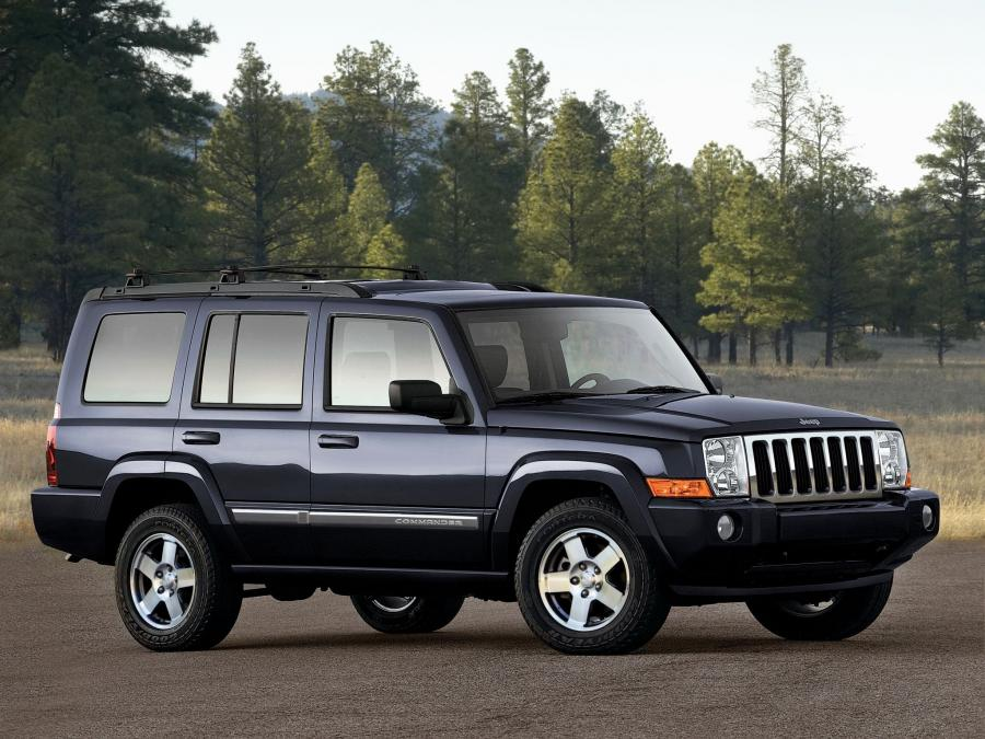 Jeep Commander Limited '2005