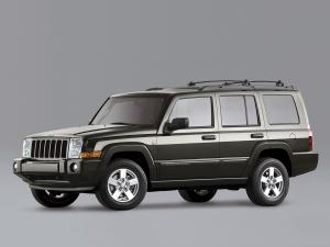 2005 Jeep Commander Sport