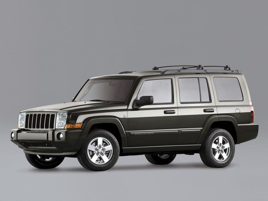 Jeep Commander Sport '2005