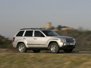 Jeep Grand Cherokee 5.7 Limited 2005 года