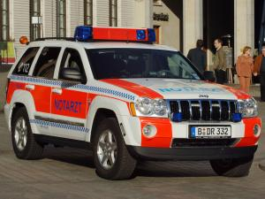 Jeep Grand Cherokee Binz NEF 2005 года