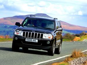 Jeep Grand Cherokee CRD Limited 2005 года