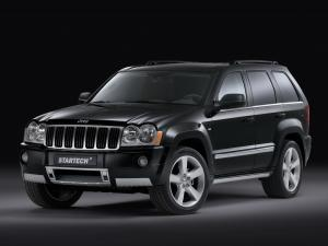 Jeep Grand Cherokee by Startech 2005 года