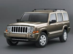 Jeep Commander 4x4 Limited 5.7 HEMI 2006 года