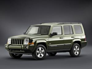 2006 Jeep Commander 65th Anniversary Edition