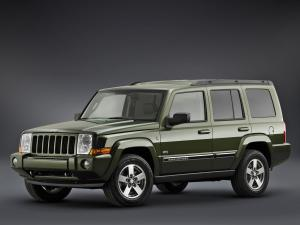 Jeep Commander 65th Anniversary 2006 года