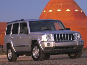Jeep Commander Limited 2006 года (ZA)