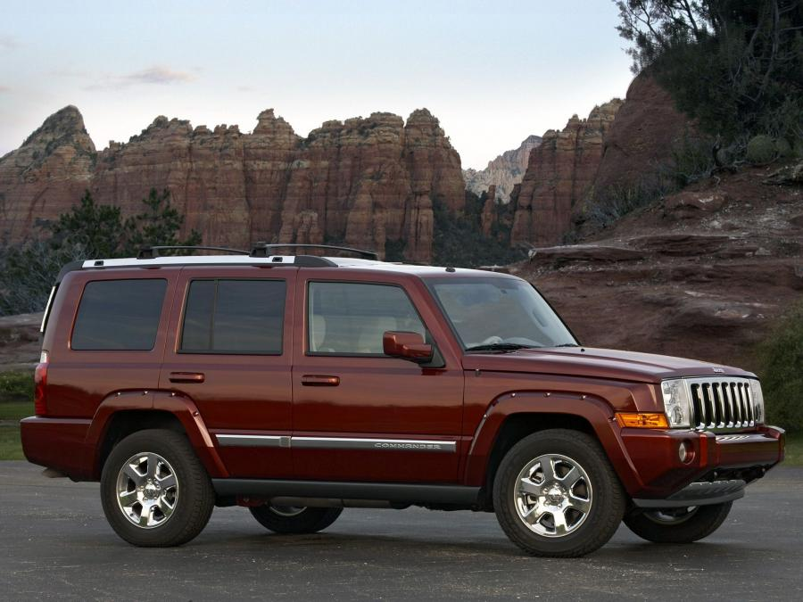 Jeep Commander Overland '2006