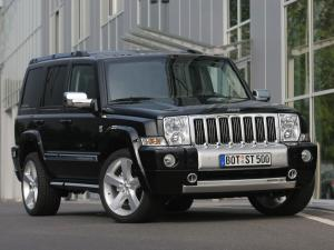 Jeep Commander by Startech '2006