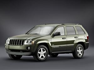 2006 Jeep Grand Cherokee 65th Anniversary Edition