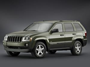 Jeep Grand Cherokee 65th Anniversary 2006 года