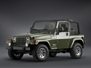 Jeep Wrangler 65th Anniversary 2006 года