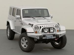 2006 Jeep Wrangler Rubicon Unlimited Concept
