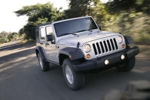 2006 Jeep Wrangler Rubicon Unlimited