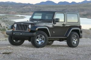 Jeep Wrangler Rubicon 2006 года