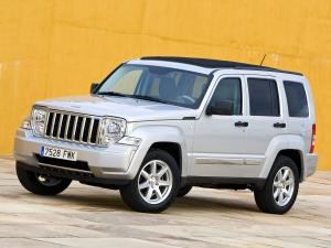 Jeep Cherokee Limited 3.7L 2007 года