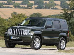 2007 Jeep Cherokee Limited CRD