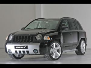 Jeep Compass by Startech 2007 года