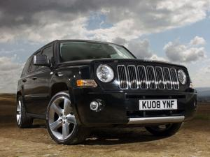 2007 Jeep Patriot by Startech