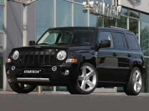 Jeep Patriot by Startech 2007 года