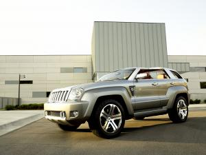 2007 Jeep Trailhawk Concept