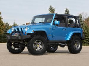 2007 Jeep Wrangler All Access Concept