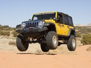 Jeep Wrangler Unlimited Rubicon by Mopar 2007 года