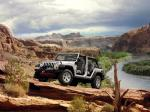 Jeep Wrangler Unlimited X by Mopar 2007 года
