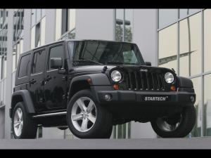 Jeep Wrangler by Startech 2007 года