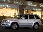 Jeep Grand Cherokee CRD Overland 2008 года