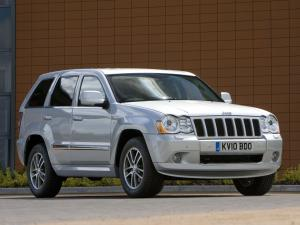 Jeep Grand Cherokee S-Limited 2008 года (UK)