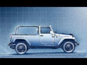 2008 Jeep J8 Drawing