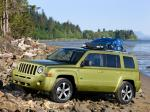 Jeep Patriot Back Country 2008 года