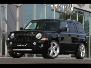 2008 Jeep Patriot by Startech