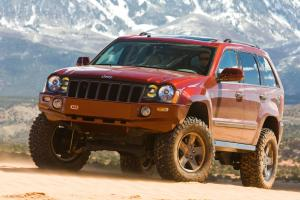 Jeep Grand Canyon II Underground by Mopar 2009 года