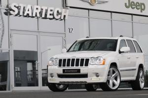 Jeep Grand Cherokee by Startech 2009 года