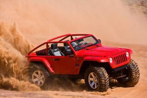 Jeep Wrangler Mopar Underground Lower Forty Concept 2009 года