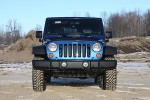 Jeep Wrangler Unlimited Rubicon 4x4 2009 года