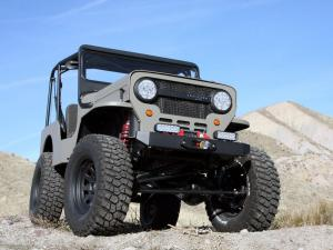 Jeep CJ-3B by Icon