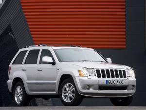 2010 Jeep Grand Cherokee Overland Tech