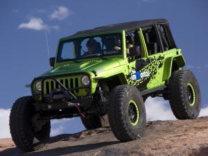 2010 Jeep Wrangler ImMortal Concept by Mopar