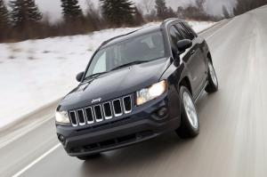 Jeep Compass Limited 2011 года