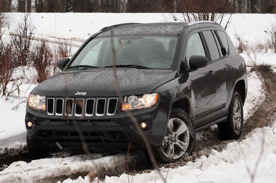 2011 jeep compass slow acceleration