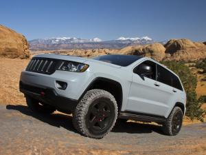 2011 Jeep Grand Cherokee Off-Road Edition Concept by Mopar